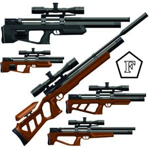 """Waffen """"F"""" (ab 18 Jahren frei)"""