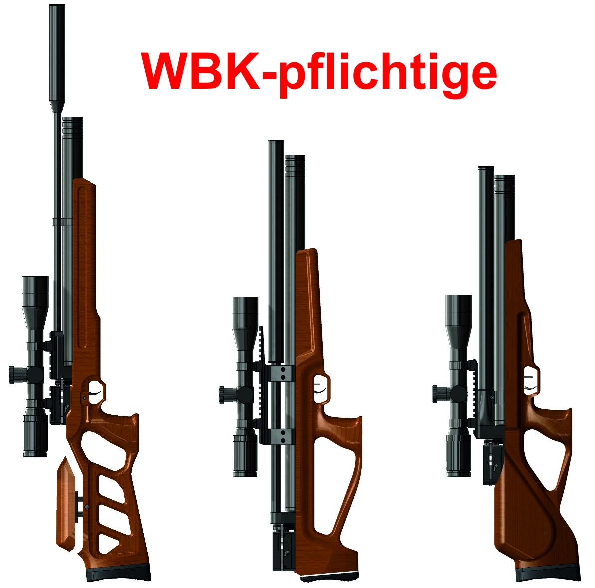 Waffen WBK-pflichtige